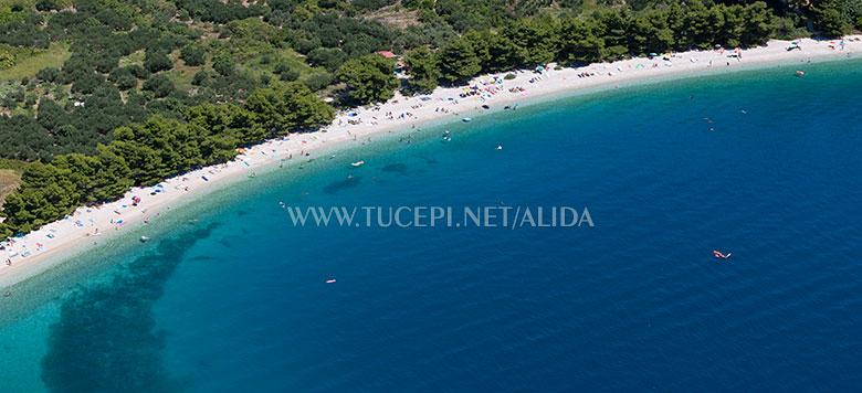 Beach Dračevac - Tučepi