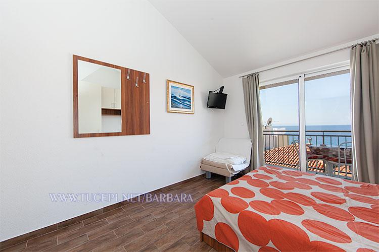 Apartments Barbara, Tučepi - bedroom