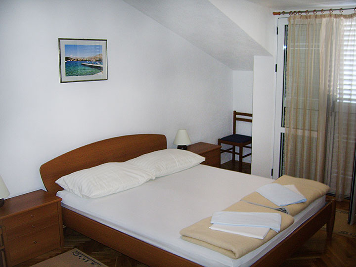Pension Bili Dvor, Tučepi - bedroom