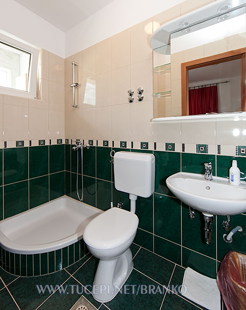 recent decorated bathroom