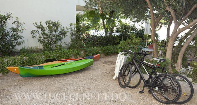 bikes fre for use, sandoline