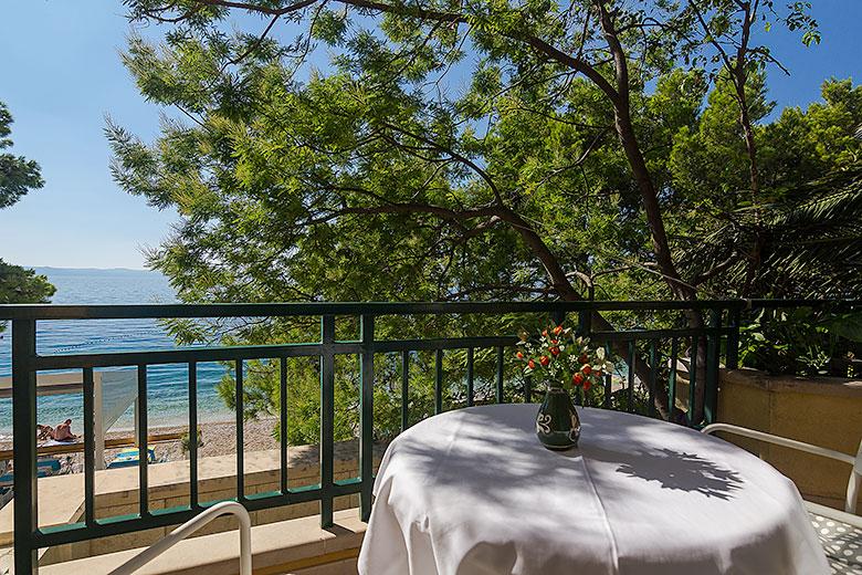 Apartments Ela, Tučepi - balcony