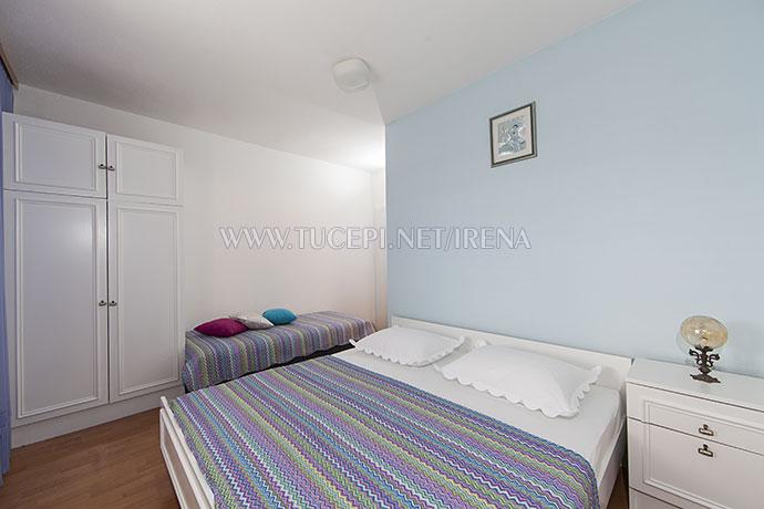 second bedroom in apartments Irena - Tučepi
