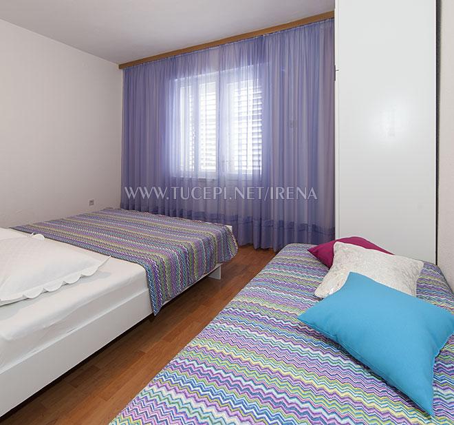 third bedroom from entrance door