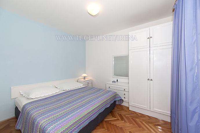 third bedroom in apartments Irena, Tučepi