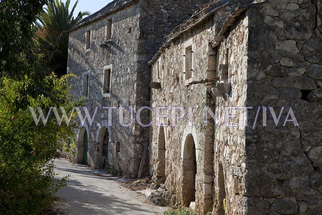 old villages close to the Tučepi
