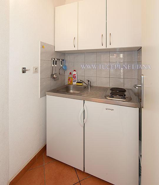 apartments Jana, Tučepi - kitchen