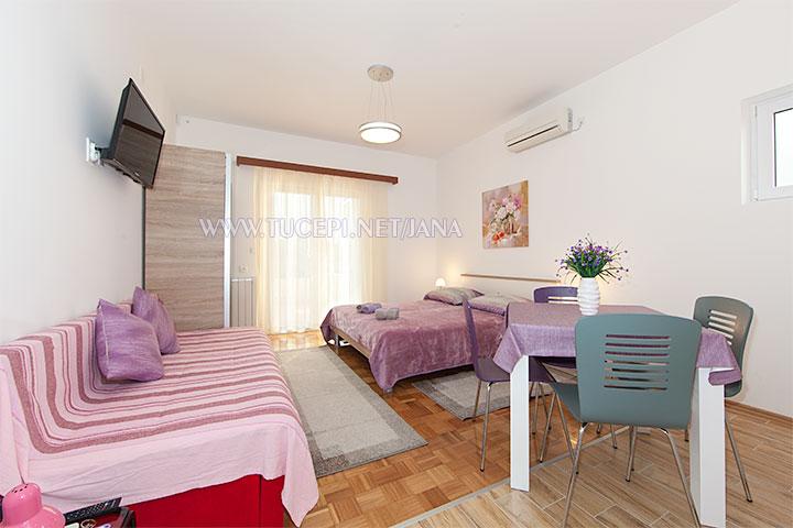 apartments Jana, Tučepi - bedroom
