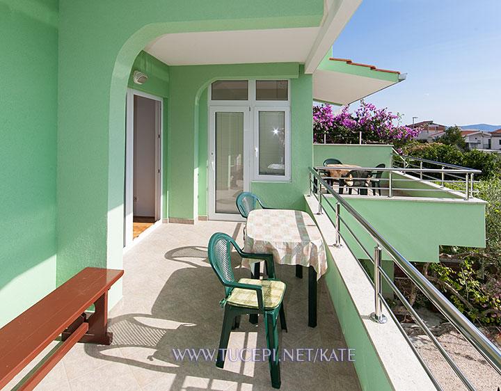 Balkon, Terasse