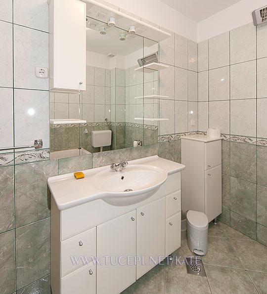 Badezimmer, Spiegel