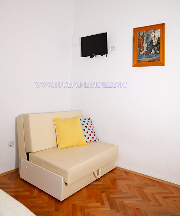 apartments Villa 750, Tučepi - sofa