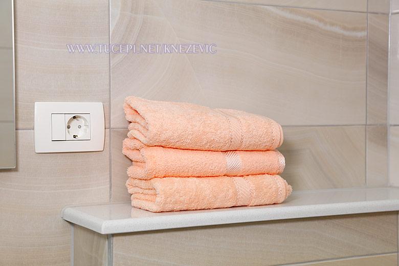 apartments Villa 750, Tučepi - bathroom towels