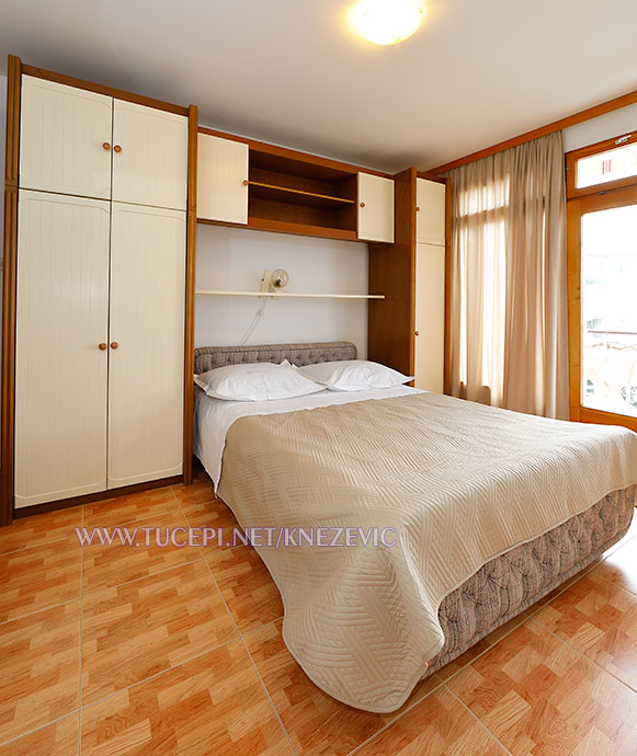 apartments Villa 750, Tučepi - bedroom
