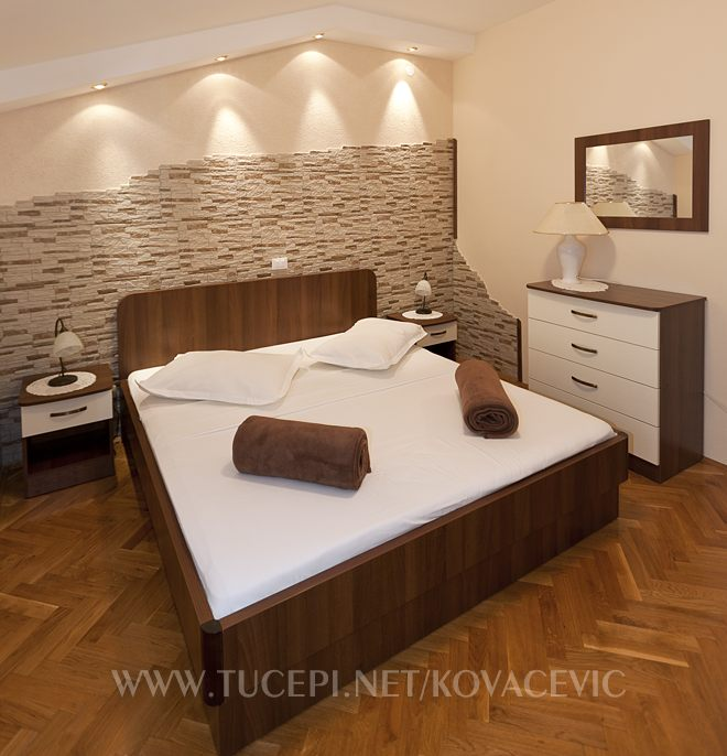 Apartments Kovačević, Tučepi - bedroom
