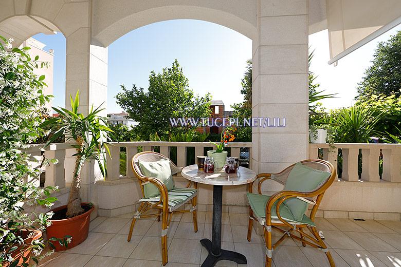 Apartments Villa Lili, Tučepi - balcony