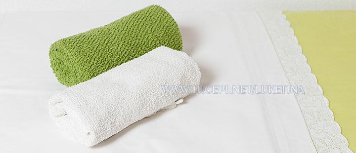 apartments Luketina, Tučepi - towels