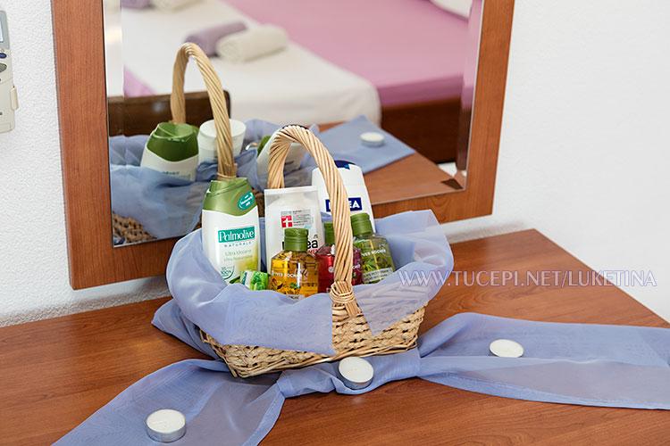 apartments Luketina, Tučepi - details, shampoo