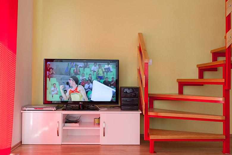 lcd tv - wifi internet