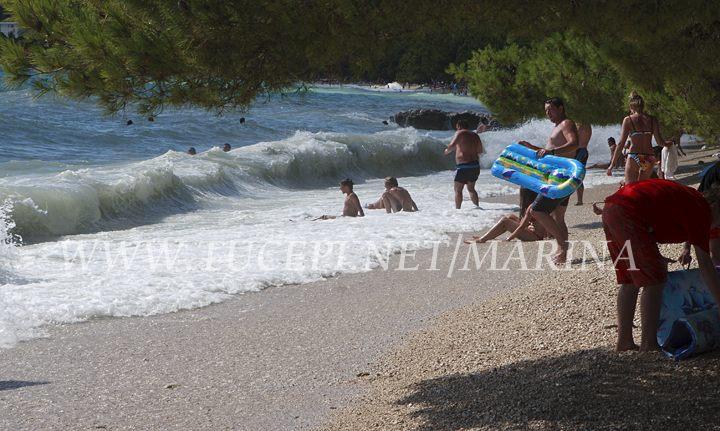 sea waves fun