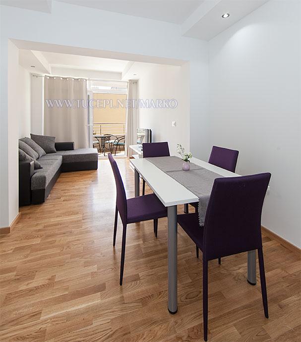 apartments Marko, Tučepi - dining room