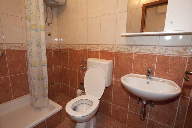 apartments Marko, Tučepi - toilett