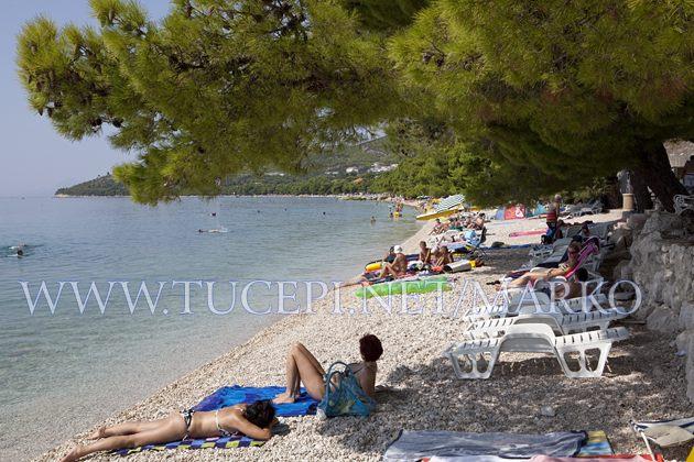beach Donji Ratac, Tučepi