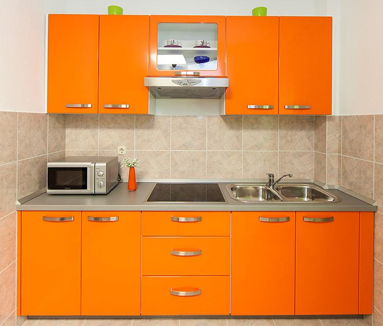 Apartments Matić 4:A6, Tučepi: kitchen