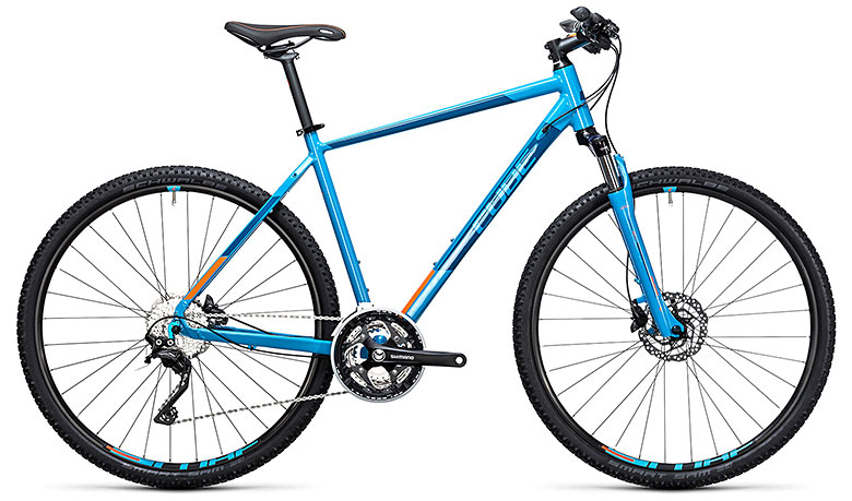high quality cross trekking bike for rent
