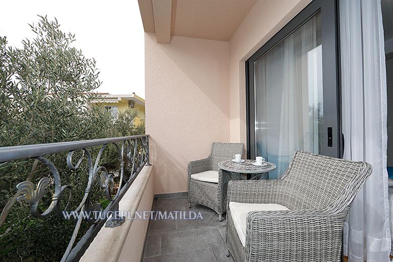 apartments Matilda, Tučepi - balcony