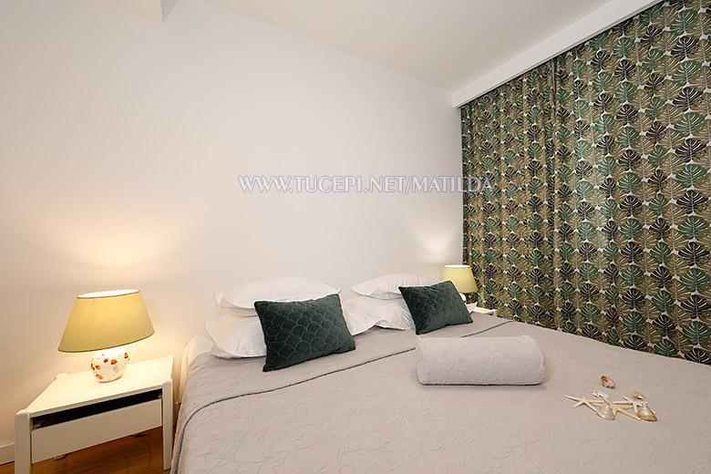 apartments Matilda, Tučepi - bedroom