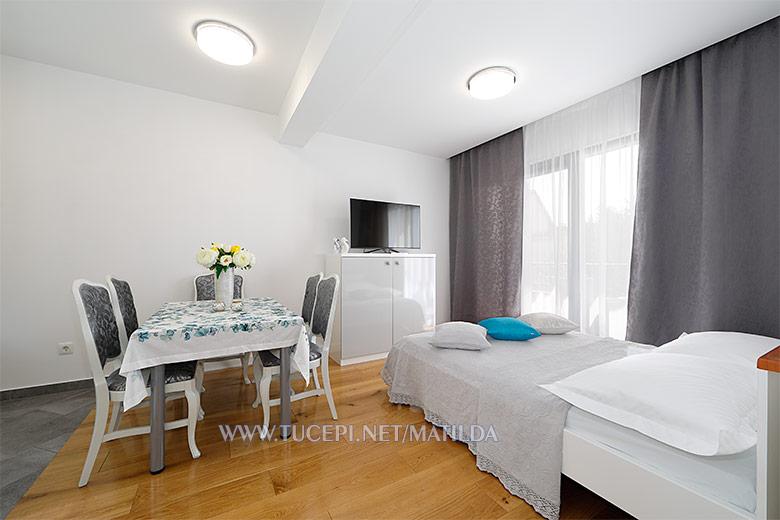 apartments Matilda, Tučepi - dining room