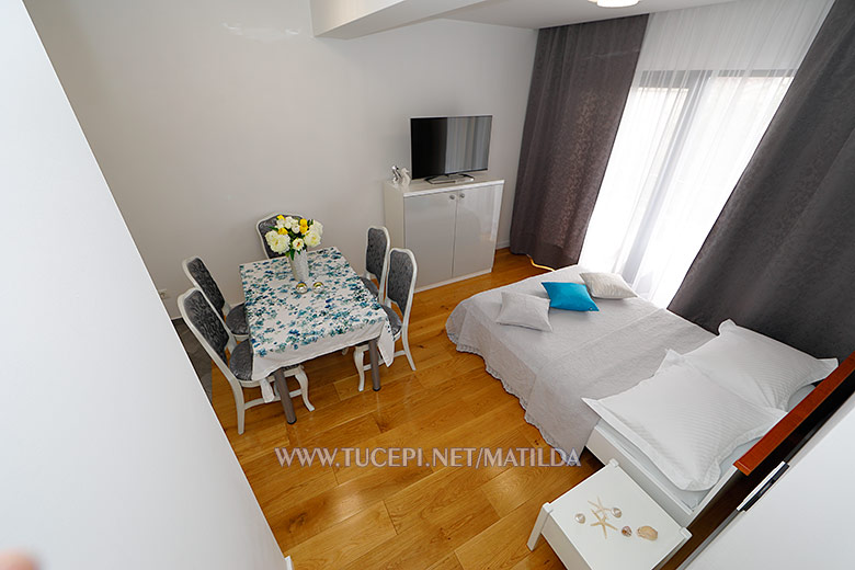 apartments Matilda, Tučepi - living room