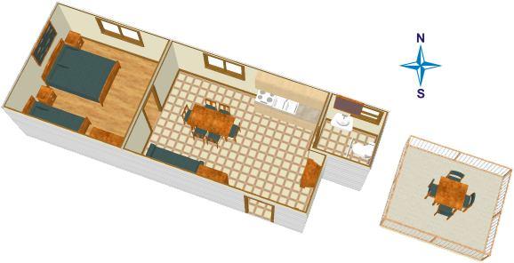 plan - Apartments Mendeš, Tučepi