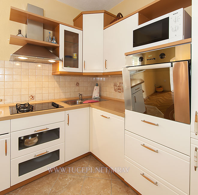 large kitchen with all equipment, appliances