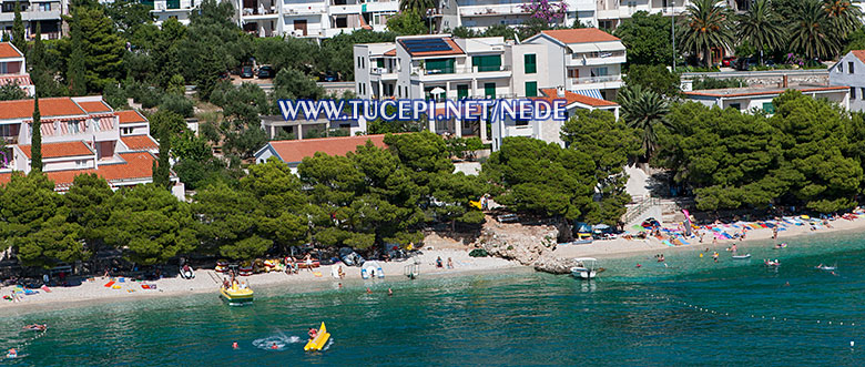 Beach Ratac, Tučepi Riviera