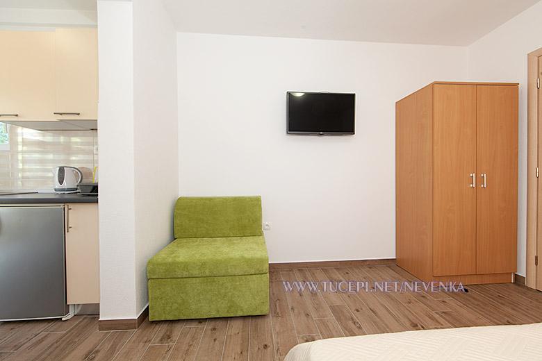 apartments Nevenka, Tučepi - interior details