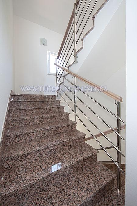 stoned stairs in apartments Nevenka, Tučepi