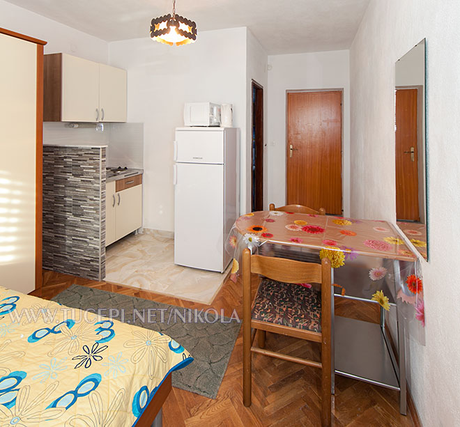 dining table, kitchen