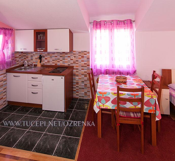 dining table, kitchen - Esstisch, Küche
