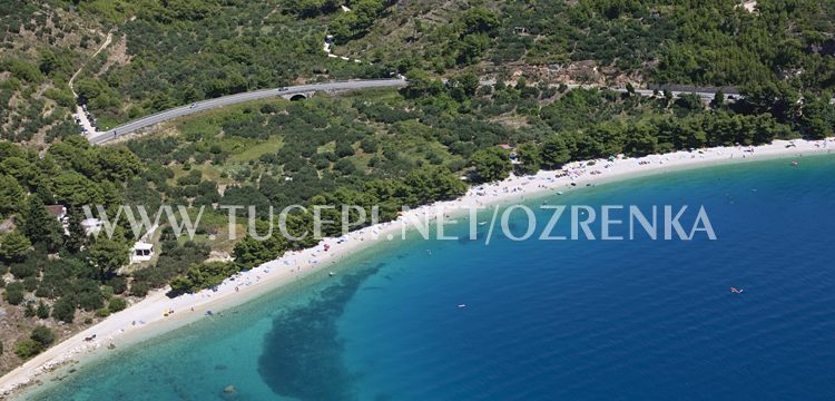 beach Dracevac, Tucepi