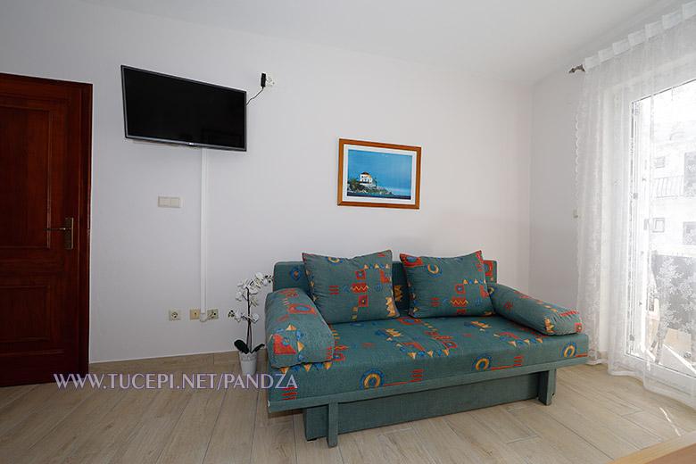 apartments Pandža, Tučepi - sofa