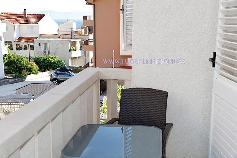 apartments Pandža, Tučepi - balcony