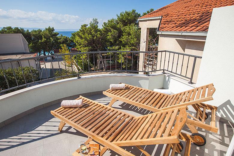 Apartments Pašalić, Tučepi - balcony