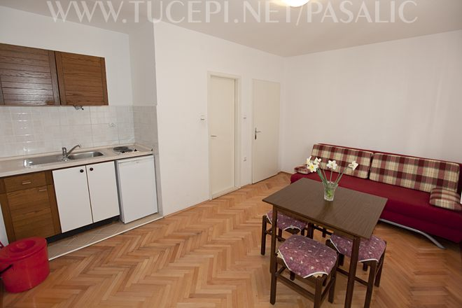 Apartments Pašalić, Tučepi - living room