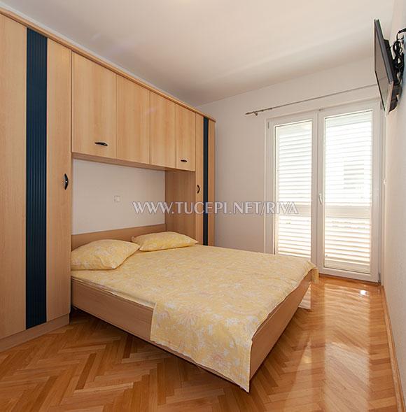 Tučepi, apartments Marija Mijačika - bedroom