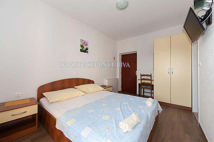 Tučepi, apartments Marija - wide interior panorama