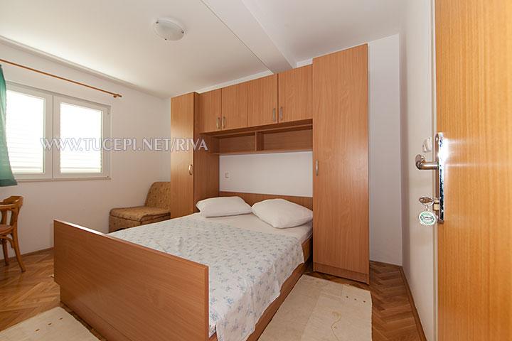 Tučepi, apartments Marija - second bedroom