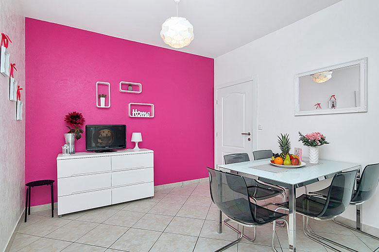 apartments Riva, Tučepi - dining room