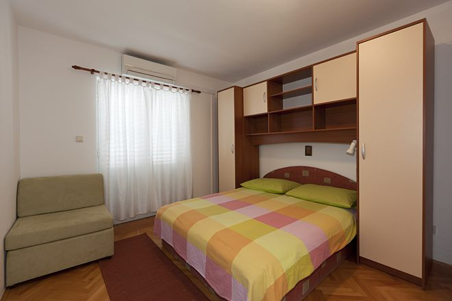 bedroom, Apartments Maja Ševelj, Tučepi