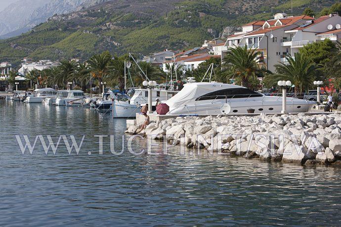 yachts marine in Tucepi